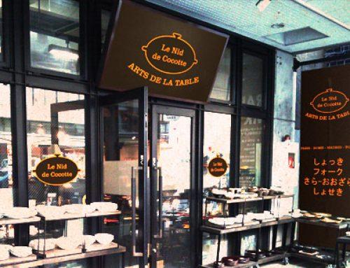 Logo charte graphique et habillage boutique