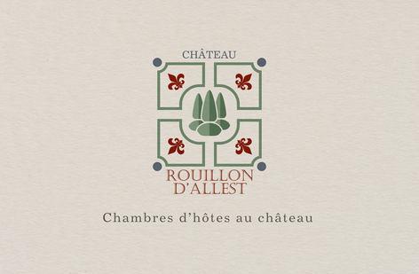 création de logo pour l'hébergement touristique